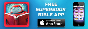 Superbook Kids Bible, Games &amp; Videos App